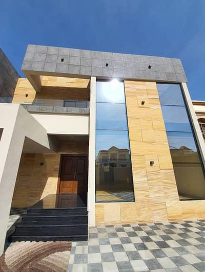 5 Bedroom Villa for Sale in Al Mowaihat, Ajman - Modern design, in front of Merkaz Mall, Carrefour Hill, Choueifat International School