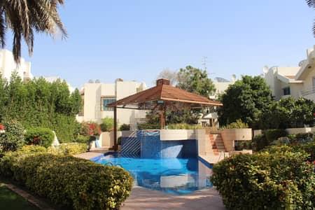 5 Bedroom Villa for Rent in Al Garhoud, Dubai - LUXURY 5BR VILLA  WITH SHARED POOL|GARDEN