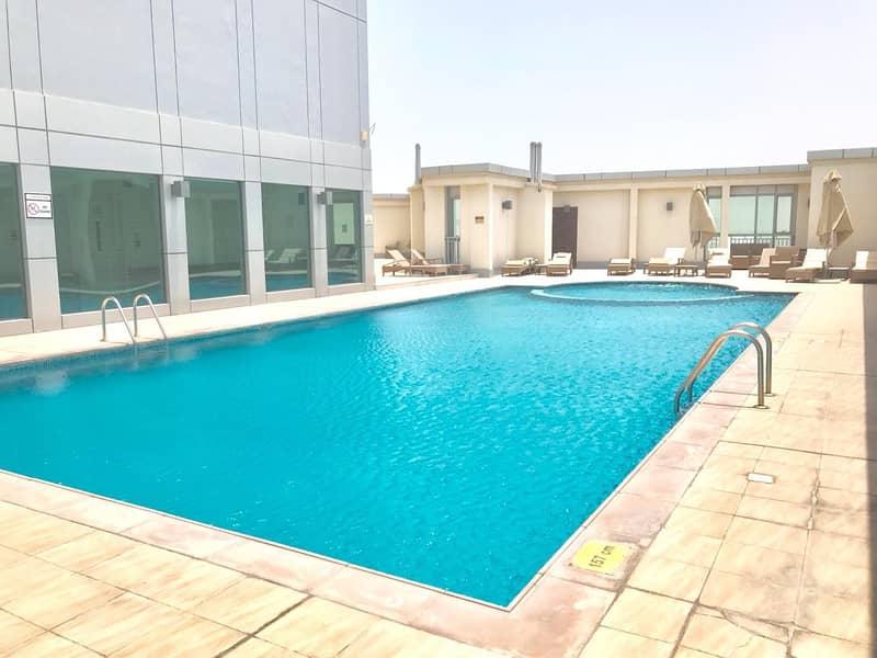 شقة في دانة أبوظبي 2 غرف 90000 درهم - 4512001