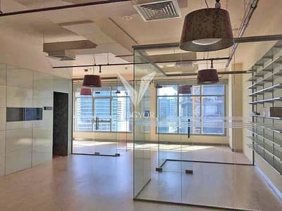 Office for Rent in Barsha Heights (Tecom), Dubai - TECOM | Fully Fitted Office | Low Floor