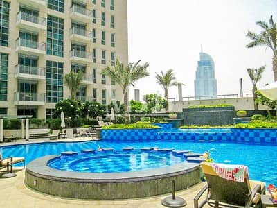 2 Bed  Standpoint A  High Floor  For rent