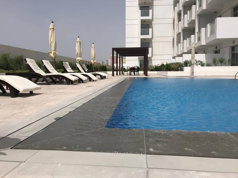Next to Metro | Pool View | Investor Deal | Bright Apartment
