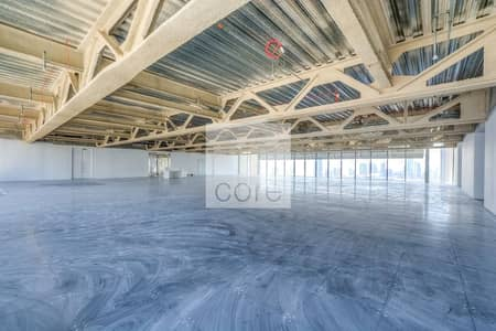 Full Floor Office | Vacant Shell and Core