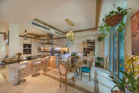 فیلا 4 غرف نوم للبيع في دبي مارينا، دبي - Upgraded Villa | 4 Bedrooms | Roof Terrace