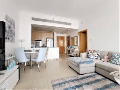 فلیٹ 1 غرفة نوم للبيع في الخليج التجاري، دبي - Bright Apartment | Open View | Mid Floor