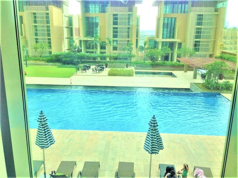 2 Fantastic View Full Furnished 1 BR in Maha Tower Marina Square