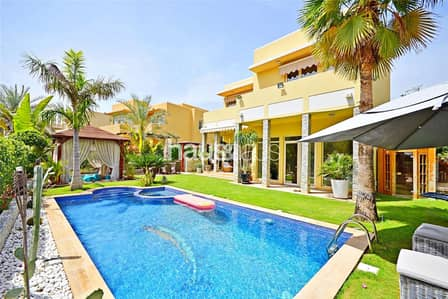 3 Bedroom Villa for Rent in Arabian Ranches, Dubai - Exclusive | Beautiful Garden | Park backing |