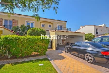 تاون هاوس 4 غرف نوم للايجار في موتور سيتي، دبي - Rare end unit | Vacant | Please call to view