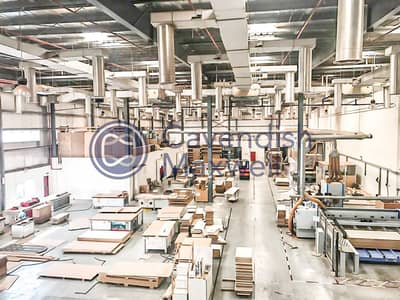 Warehouse for Sale in Dubai Production City (IMPZ), Dubai - WH Good for Production|Electrical Load 800kW