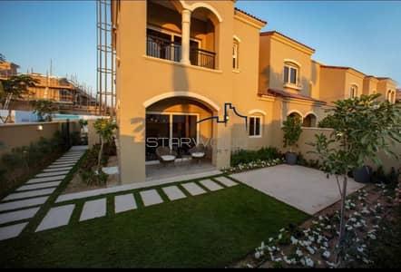 3 Bedroom Villa for Sale in Serena, Dubai - 3BR+M |Casa Dora | Single Row| Near Garden