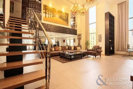 1 Bedroom Apartment for Sale in Jumeirah Beach Residence (JBR), Dubai - Sea Views | 1 Bedroom | Duplex | Rented