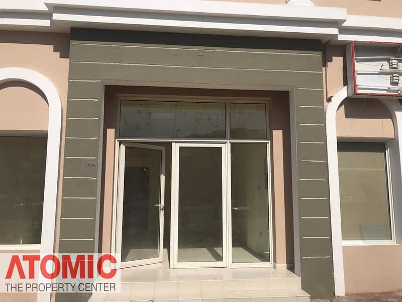 READY SHOP FOR RENT IN FRANCE CLUSTER