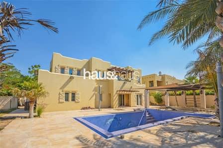 فیلا 6 غرف نوم للايجار في المرابع العربية، دبي - Private pool | Vacant | 6 bedrooms | Maids