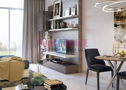 Studio for Sale in Akoya Oxygen, Dubai - Furnished Studio|Great Investment Returns