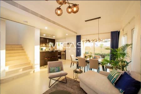 3 Bedroom Townhouse for Sale in Serena, Dubai - Glamorous Portuguese styled exteriors || Bright & Astonishing || Ideal for families || resale.