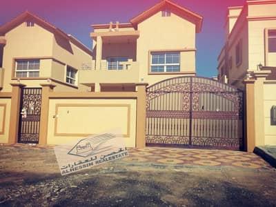 5 Bedroom Villa for Sale in Al Mowaihat, Ajman - Luxurious villa with upscale interiors for sale