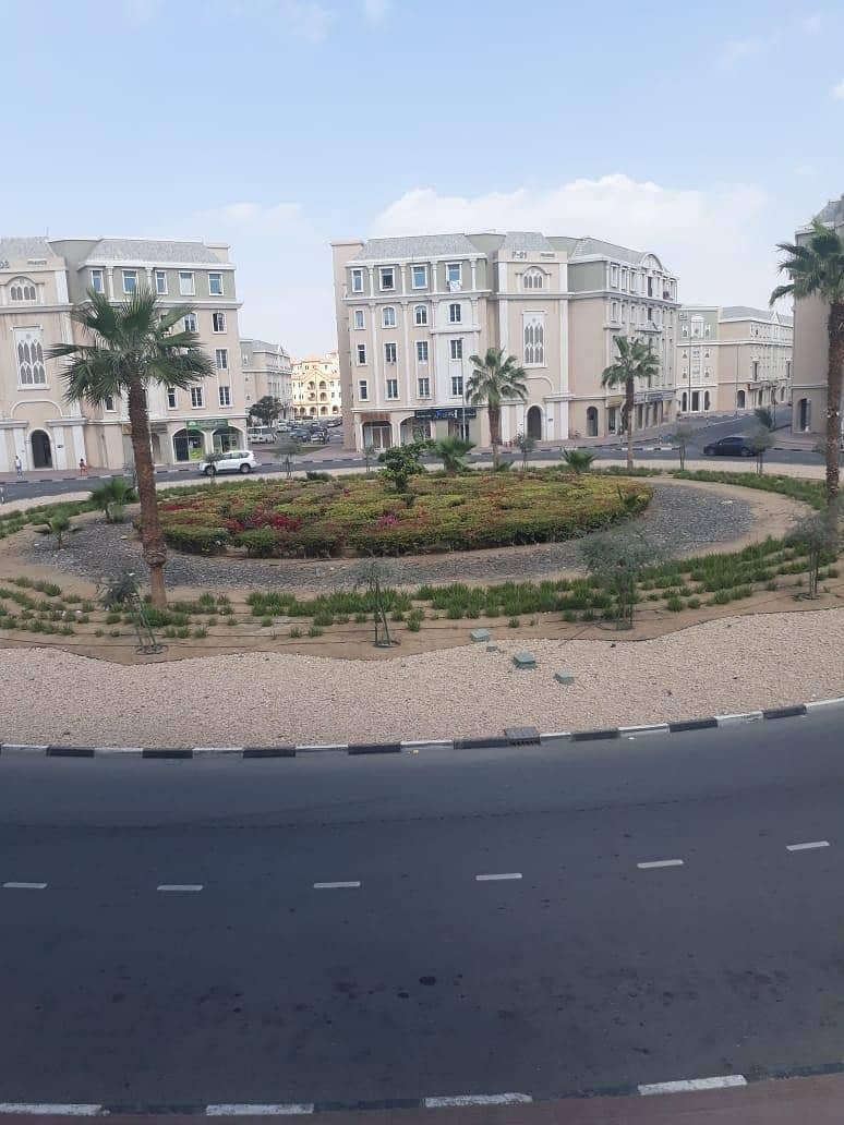 France Cluster Vacant Ready to move in Fully Furnished Studio with Kitchen Appliances 2100/-AED