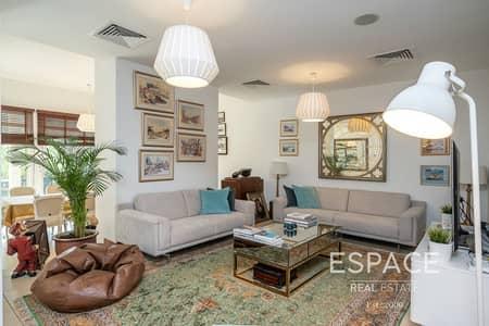 5 Bedroom Villa for Sale in Arabian Ranches, Dubai - Golf Course View - Upgraded - Single Row