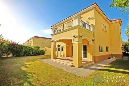 3 Bedroom Villa for Sale in Jumeirah Park, Dubai - Exclusive | District 7 | 3 Bedroom Large