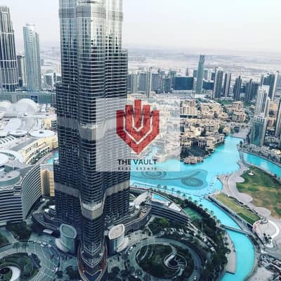 4 BR Penthouse | High Floor | Full Burj and Fountain View