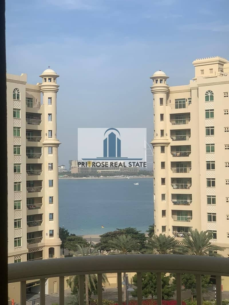 13 Bright & Huge | Partial Sea View | Mid floor