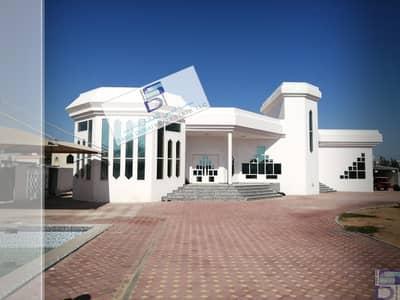 5 Bedroom Villa for Rent in Al Hamidiyah, Ajman - Villa for rent  Al Hamidiya area Ajman is close to the main street An area of 10,000 feet Affordable price
