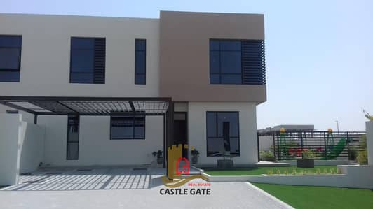 3 Bedroom Townhouse for Sale in Aljada, Sharjah - prime location| monthly payment |