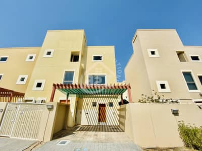 4 Bedroom Villa for Rent in Al Raha Gardens, Abu Dhabi - Get stunned with this exceptional modernized 4BHK villa