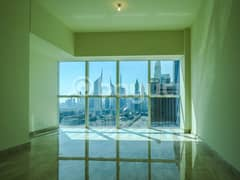 Luxury Apartment 2 BR /2 parking /with maids room / fantastic View with 1 Month Free