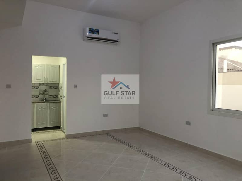 2 Brand new studio apartment available in Masdar city