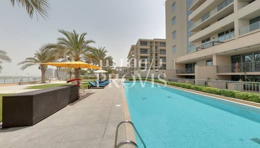 2 Bedroom Flat for Rent in Al Raha Beach, Abu Dhabi - Fascinating Canal View in a Master Piece of Al Raha