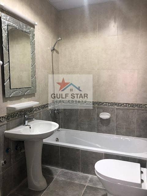 9 How offer new apartment one bhk in Masder city 45k