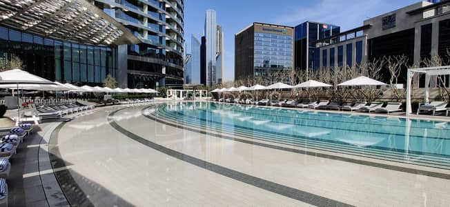 1 Bedroom Flat for Rent in Downtown Dubai, Dubai - Handover Soon | Tower 2 | Sea View | Brand New