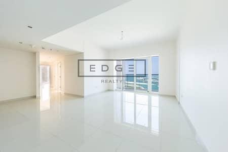 شقة 3 غرف نوم للايجار في دبي مارينا، دبي - Full Sea View | Huge 3BD | Dubai Marina