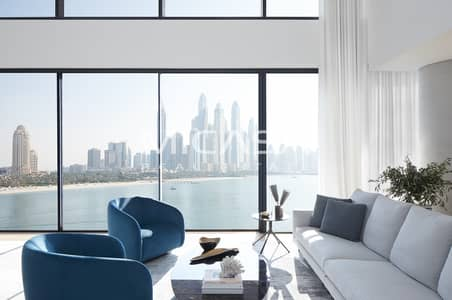 4 Bedroom Penthouse for Sale in Palm Jumeirah, Dubai - Timeless Elegance I Genuine Listing I Penthouse Specialist