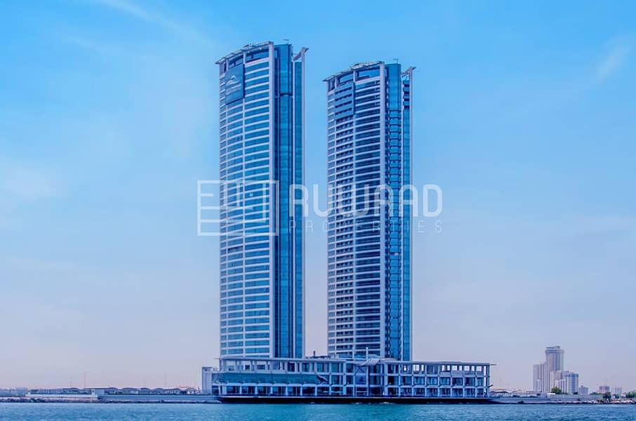 Amazing  Office for Rent Julphar Towers, RAK