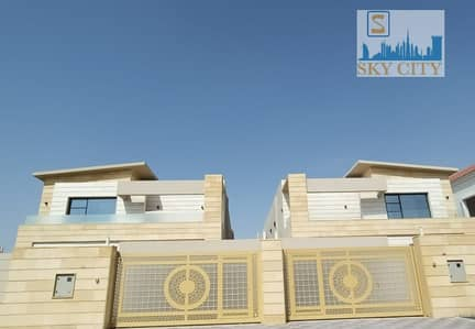 5 Bedroom Villa for Sale in Al Rawda, Ajman - Villa for sale at amazing price in Ajman full stone modern