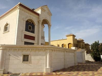 5 Bedroom Villa for Sale in Al Rawda, Ajman - For sale, villa in Ajman, a destination stone, a personal finishing villa, freehold, for life