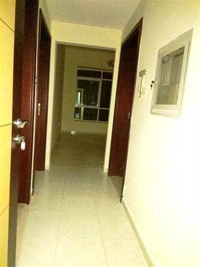 1 Bedroom Flat for Rent in Garden City, Ajman - Garden City: 1 Bed Hall Close Kitchen in Gerf near University