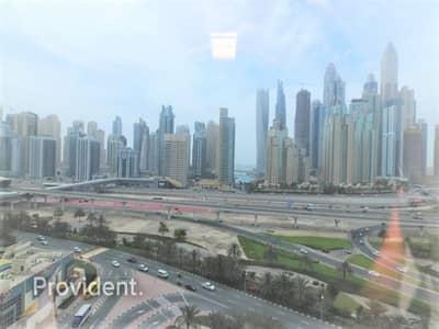 فلیٹ 2 غرفة نوم للايجار في أبراج بحيرات الجميرا، دبي - Stunning 2 beds with Maid's room | Low floor