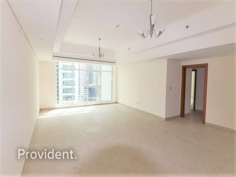 2 Stunning 2 beds with Maid's room   Low floor