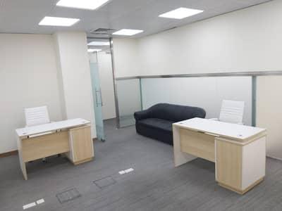 مکتب  للايجار في بر دبي، دبي - مکتب في المنخول بر دبي 14000 درهم - 4513109