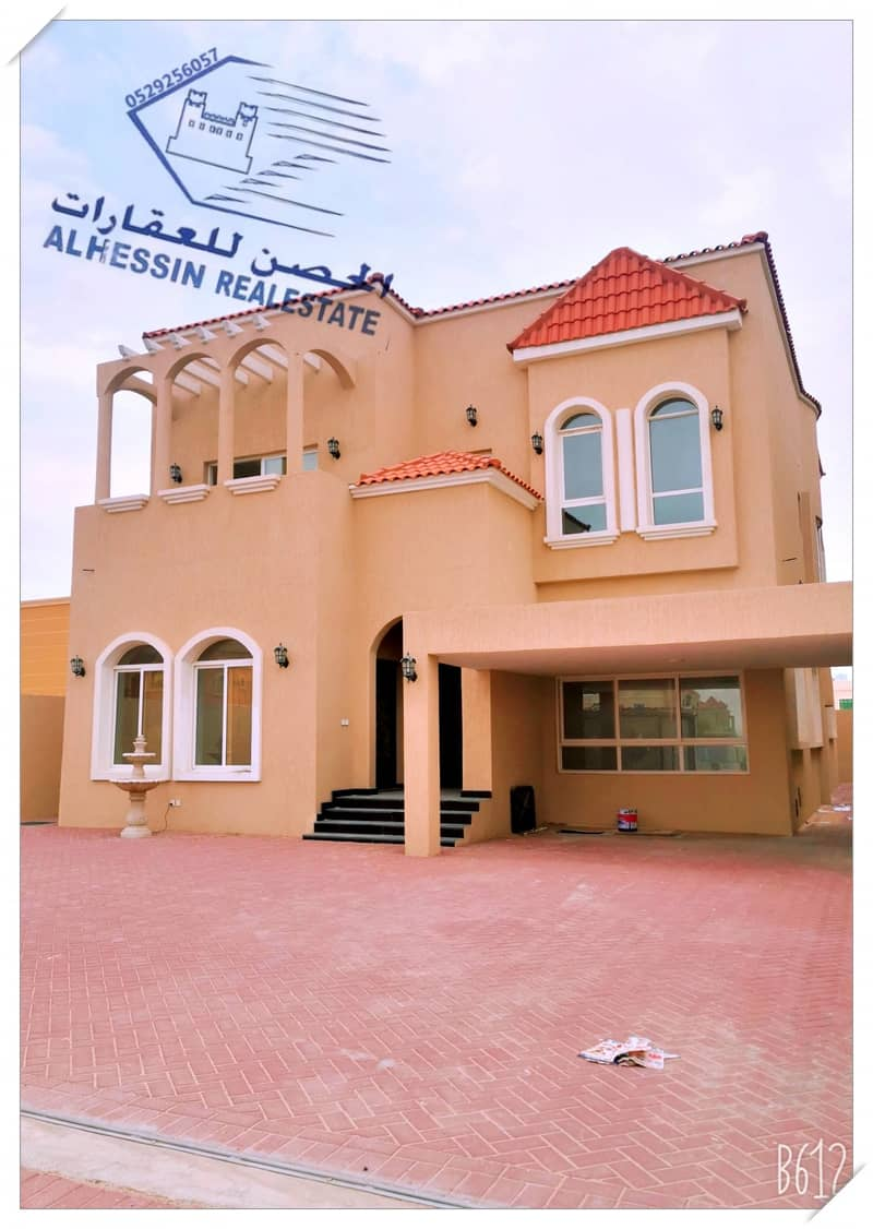 Choose your villa among the best villas in Ajman