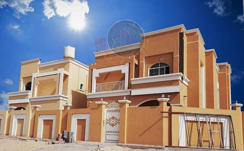 5 Bedroom Villa for Sale in Al Mowaihat, Ajman - Luxurious villa with elegant interiors in an excellent location