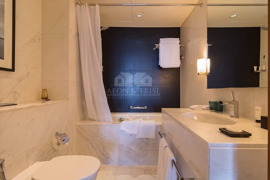 14 Fully furnished | Serviced apartment | High floor