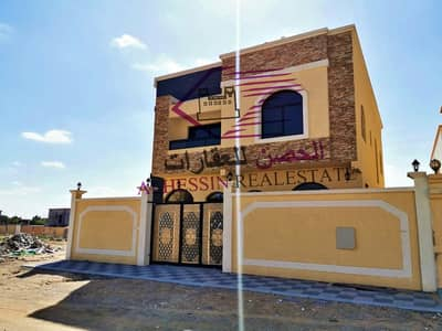5 Bedroom Villa for Sale in Al Helio, Ajman - For all nationalities, dispense with rent and own a home for you and your family
