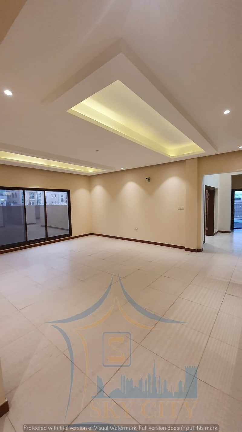 A monthly payment of 8000 dirhams, European villa directly from the owner at a very great price, without a down payment