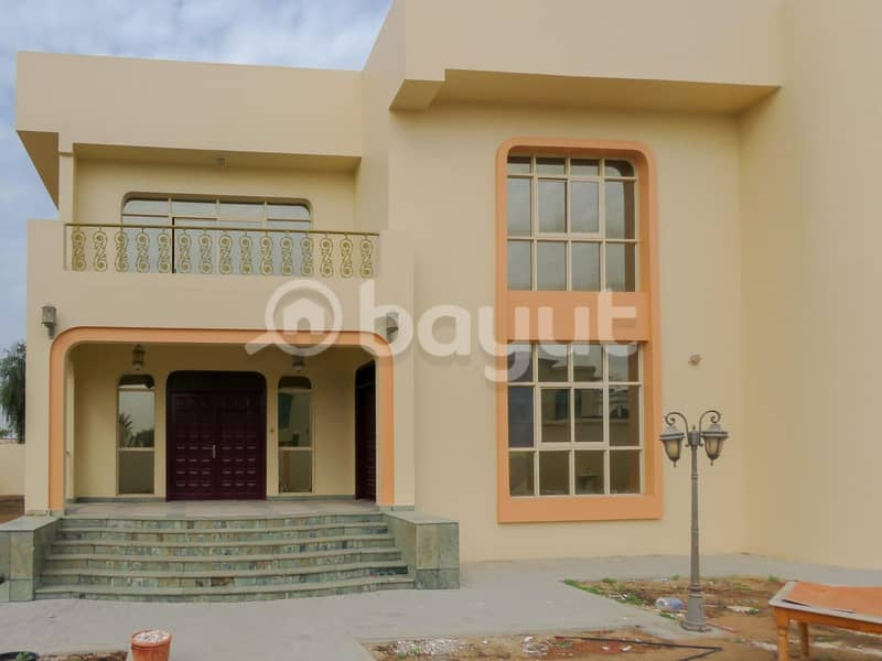 Spacious G+1 - 3 BHK with spectacular view & sun filled villa