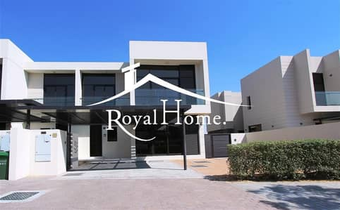 5 Bedroom Villa for Rent in DAMAC Hills (Akoya by DAMAC), Dubai - Fully Furnished 5BR Villa in Piccadilly Green
