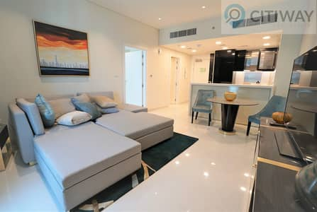 2 Bedroom Hotel Apartment for Rent in Business Bay, Dubai - 2 BR   Full Canal View   Fully Furnished